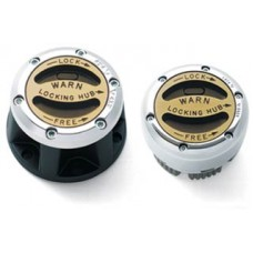 Nissan Frontier Manual Hubs by WARN, 28-Spline, 6cyl. 1998-2004 (D22)