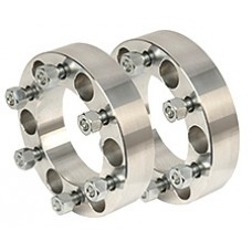 "1.5"" Nissan Wheel Spacers (pair) by Rugged Rocks, 6x5.5"" Pattern"