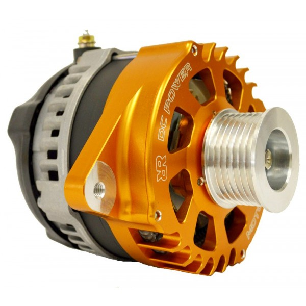 180 Amp Nissan Frontier High Output Alternator By Rugged