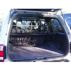 Nissan Xterra Barrier Net by Raingler Nets, 2005-2015 (N50)