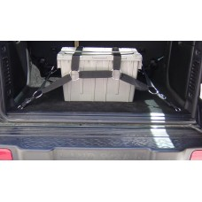 "Nissan Xterra 2"" Cargo Containment Net by Raingler Nets, 2005-2015 (N50)"