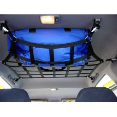 Nissan Xterra Large Ceiling Net by Raingler Nets, 2005-2015 (N50)