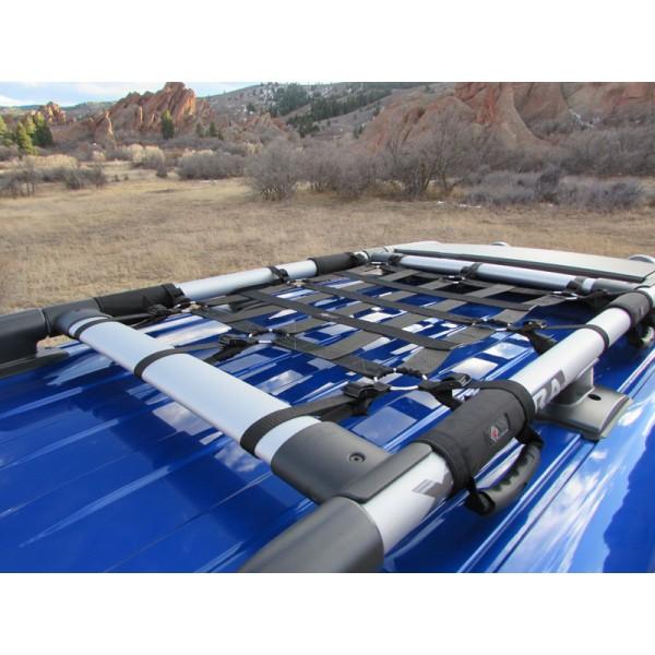 Nissan Xterra Roof Rack >> Nissan Xterra Net For Oem Roof Rack By Raingler Nets 2005 2006