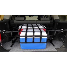 Nissan Xterra Shelf Net by Raingler Nets, 2005-2015 (N50)