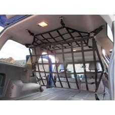 Nissan Xterra Flat Iron System by Raingler Nets, 2005-2015 (N50)