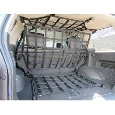 Nissan Xterra Metal Masher System by Raingler Nets, 2005-2015 (N50)