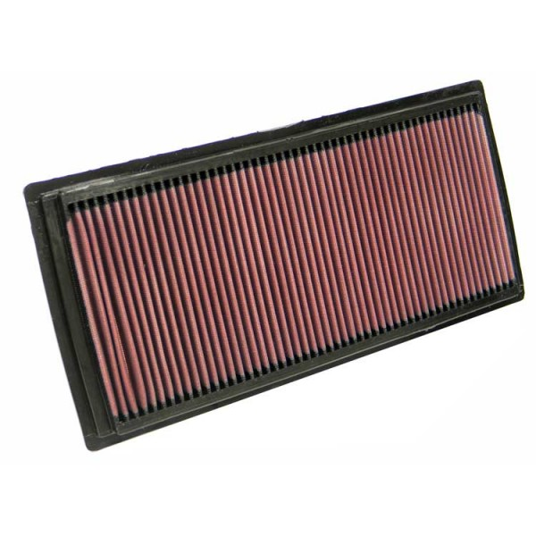 nissan frontier air filter by kn 2 5l 2005 2006 2007. Black Bedroom Furniture Sets. Home Design Ideas