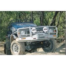 Nissan Patrol Front Winch Bumper by ARB, Coil Spring Model, 1987-1997 (Y60)