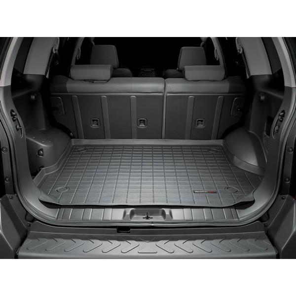 2015 Nissan Nv2500 Hd Cargo Interior: Nissan Xterra Cargo Liner By WeatherTech, Black, 2005