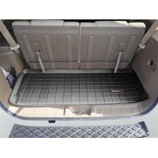 Nissan Pathfinder Cargo Liner by WeatherTech, 3rd Row, Black, 2005-2012 (R51)