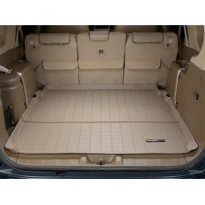 Nissan Armada Cargo Liner by WeatherTech, 2nd Row, Tan, 2004-2015 (TA60)