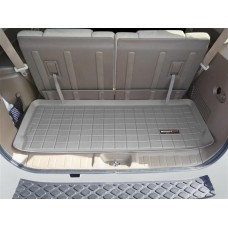Nissan Pathfinder Cargo Liner by WeatherTech, 3rd Row, Grey, 2005-2012 (R51)