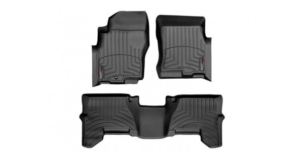 Nissan Pathfinder Floor Mats By Weathertech Front And