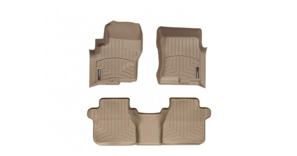 Nissan Frontier Floor Mats By Weathertech Front And Rear