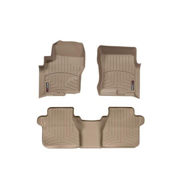 Nissan Frontier Floor Mats By WeatherTech, Front And Rear