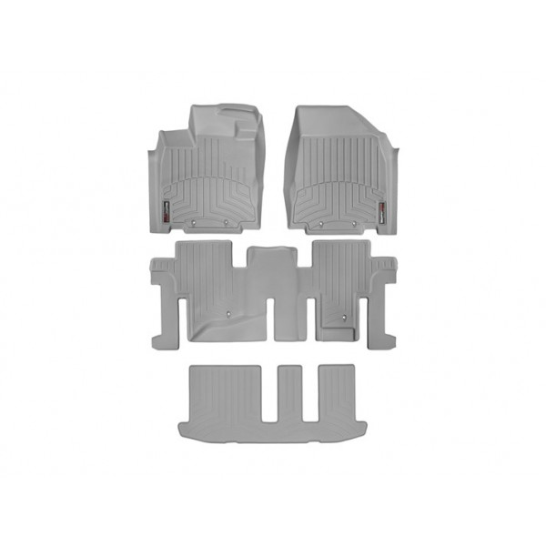 Nissan Pathfinder Floor Mats By Weathertech 1st 2nd And