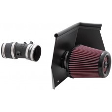 Nissan Frontier FIPK Air Intake System by KN, 3.3L, Exc. S/C, 1999-2004 (D22)