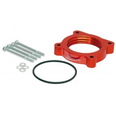 Nissan Frontier PowerAid Throttle Body Spacer by Airaid, 2.4L / 2.5L, 2014 (D40)