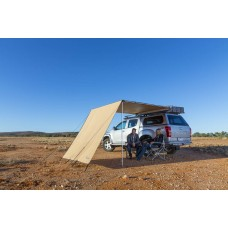 Touring 1250MM Awning Wind Break by ARB, Front