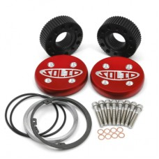 19 Spline Dana 44 Chromoly Drive Flange Kit by Solid