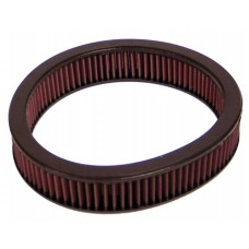Nissan Hardbody Air Filter by KN, 3.0L, 1990 Round, 1986-1989 (D21)