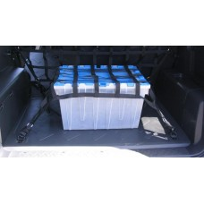 "Nissan Xterra 1"" Cargo Containment Net by Raingler Nets, 2005-2015 (N50)"