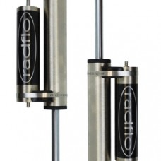 "Nissan Titan 2.0 Shocks with Reservoir by Radflo, Rear, for 3"" lift, 2004-2015 (A60)"