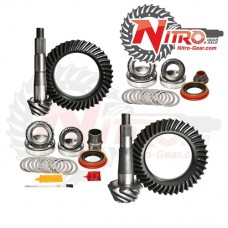 5.13 Nissan Hard Body Gear Package by Nitro, 1990-1997 (D21)