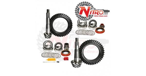 5 13 nissan hard body gear package by nitro 1990  1991