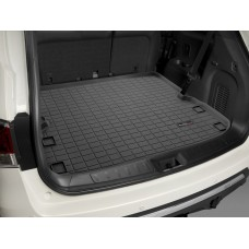 Nissan Pathfinder Cargo Liner by WeatherTech, 2nd Row, Black, 2013-2015 (R51)