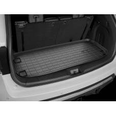 Nissan Pathfinder Cargo Liner by WeatherTech, 3rd Row, Black, 2013-2015 (R51)