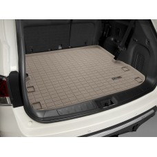 Nissan Pathfinder Cargo Liner by WeatherTech, 2nd Row, Tan, 2013-2015 (R51)