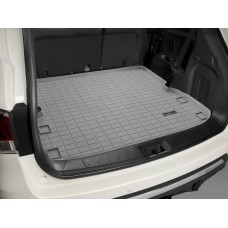 Nissan Pathfinder Cargo Liner by WeatherTech, 2nd Row, Grey, 2013-2015 (R51)