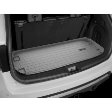 Nissan Pathfinder Cargo Liner by WeatherTech, 3rd Row, Grey, 2013-2015 (R51)