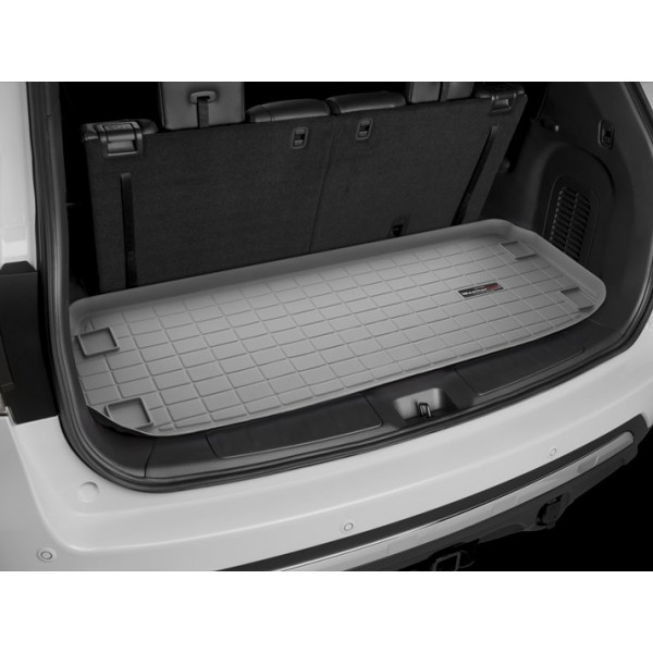 2015 Nissan Nv2500 Hd Cargo Interior: Nissan Pathfinder Cargo Liner By WeatherTech, 3rd Row