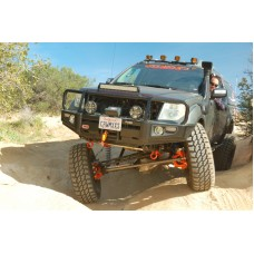 Nissan Frontier Solid Axle Swap Kit (SAS) by Rugged Rocks, 2005-2017 (D40)