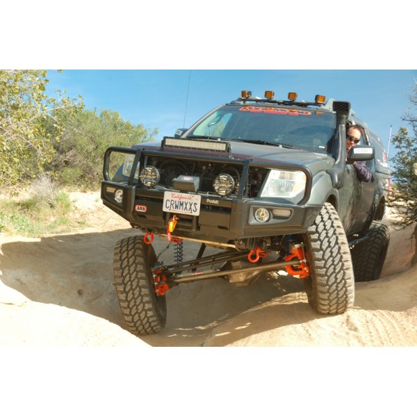 Solid Axle Swap Kit Sas By Rugged Rocks Nissan Frontier