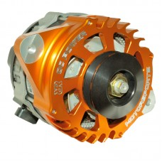 Nissan Hardbody High Output Alternator by Rugged Rocks, 3 0L V6, 180 Amp,  1990, 1991, 1992, 1993, 1994, 1995, 1996, 1997, (D21)