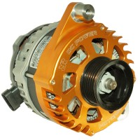 Nissan Pathfinder 180 Amp High Output Alternator by Rugged Rocks, 3.3L V6, 1996-2004 (R50)