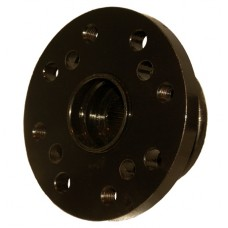 Nissan D21/D22 Solid Axle Swap Front CV Flange Yoke by Rugged Rocks, 1986-2004