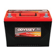 Nissan Hardbody Odyssey Performance Series Off Road Battery, 34R-790, 1990-1997 (D21)