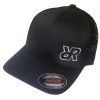 Rugged Rocks FlexFit Hat - Black