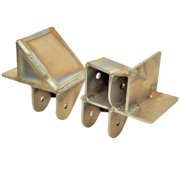 Nissan Xterra Solid Axle Swap 3-Link Frame Side Brackets for Nissan ...