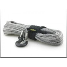 Synthetic Winch Rope by Smittybilt, 24/64, 10,000 Lb, 94ft