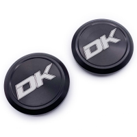 Black Nissan Ball Joint Caps by Dirt King