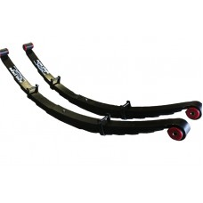 Nissan Frontier Leaf Springs with Orbit Eye by Alcan, Rear, Pair 2005-2018 (D40)