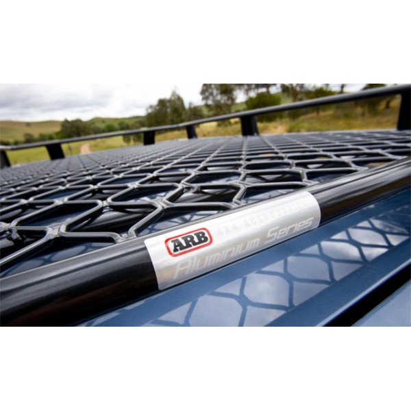 "Alloy Aluminum Roof Rack Cage By ARB, 70"" X 44"""