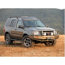 Nissan Xterra Front Winch Bumper / Deluxe Bull Bar by ARB, 2000-2004 (WD22)