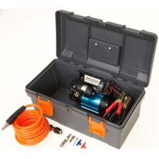 Portable Single 12V Compressor (Not for Lockers) by ARB