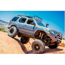 Nissan Hard Body Solid Axle Swap Kit (SAS) by Rugged Rocks, 1987-1997 (D21)